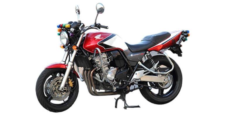 普通二輪MT車(400cc以下)