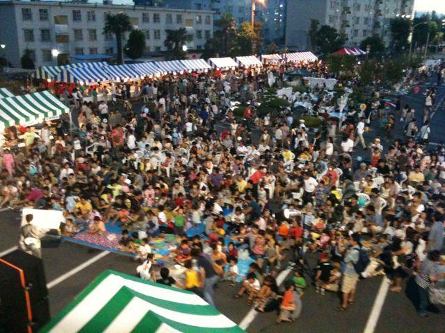 東京車人基金チャリティー サマーフェスティバル