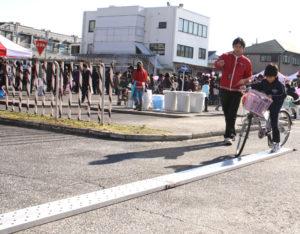 自転車コンテスト