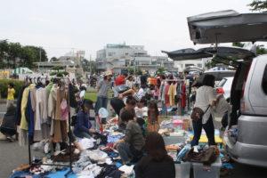 東京車人基金チャリティー 安心・安全・環境フェア