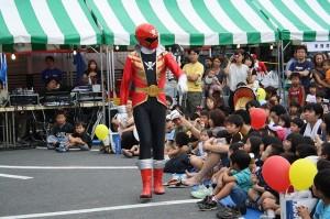 東京車人基金チャリティーサマーフェスティバル