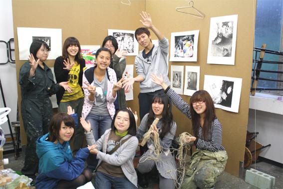 武蔵野美術大学『芸術祭』