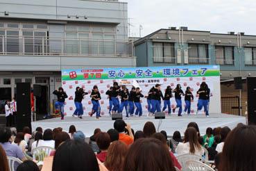 成蹊高校ダンス部