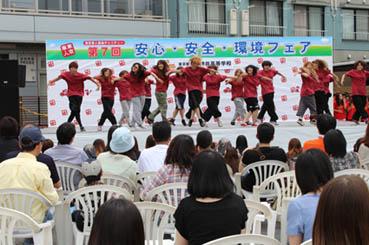 石神井高校ダンス部