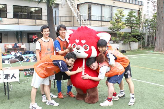 第4回東京車人カップフットサル大会