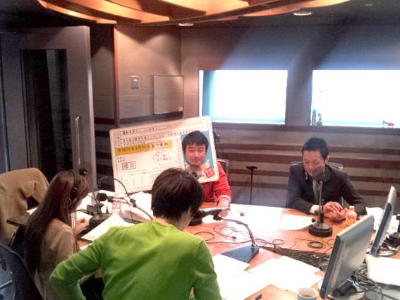 TOKYOFM 中西哲生のクロノス