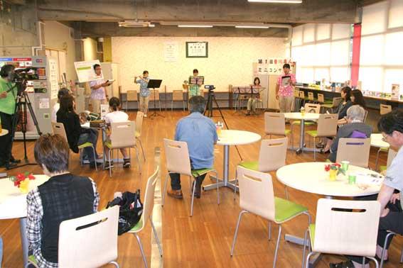 坂出自動車学校第一回ミニコンサート