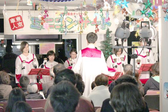 東京神学大学学生会コーラス部・ハンドベル部