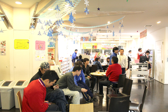 東京車人カフェ
