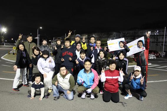 第4回東京車人ナイトラン