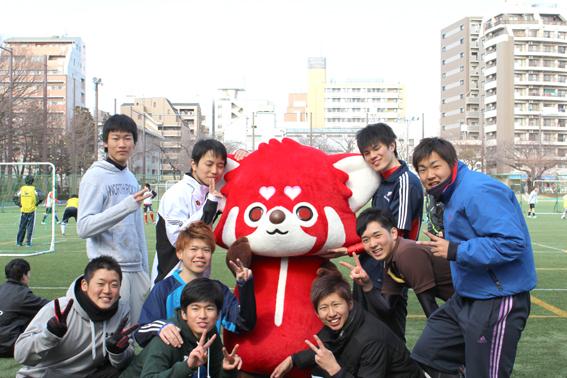 第6回東京車人カップフットサル大会