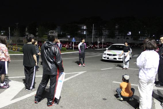 第5回 東京車人ナイトラン