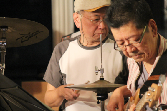 ドラム K2さん