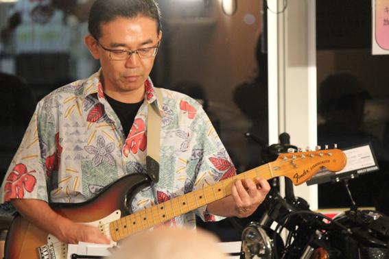 ギター MST Shiratoriさん