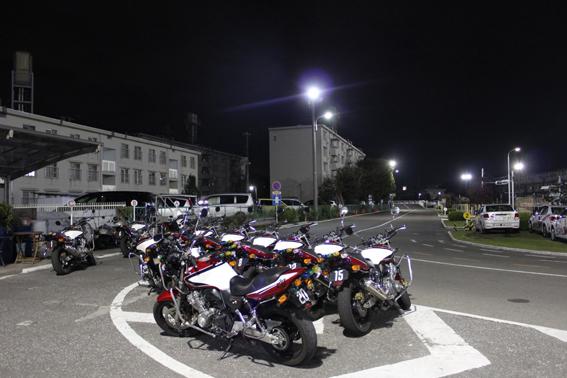 ナイトランバイク