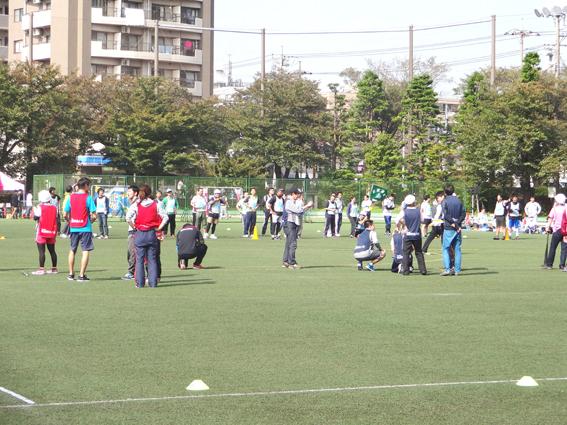 武蔵野法人会大運動会