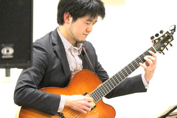 ギター 下梶谷 雅人さん