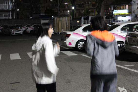 東京車人ナイトラン