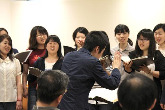 東京外国語大学混声合唱団コール・ソレイユ