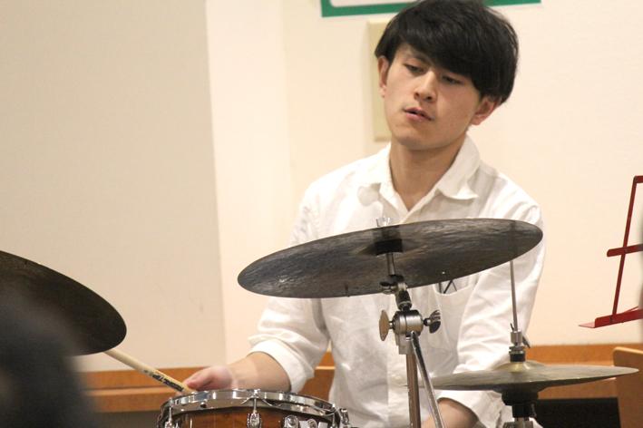 ドラム 豊田 一樹さん