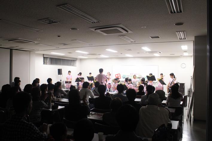 東京車人基金チャリティーミニコンサート