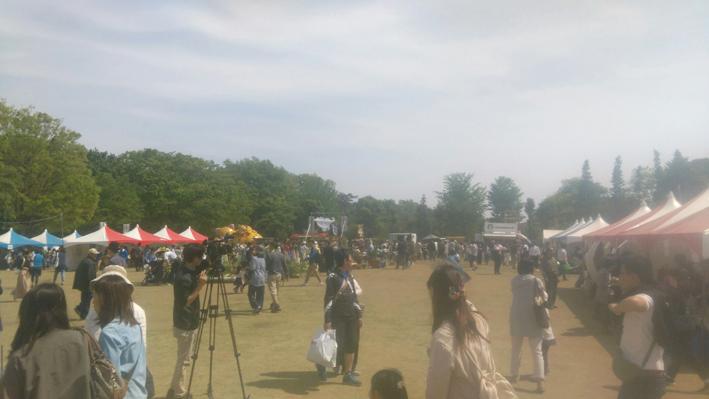 武蔵境マルシェ