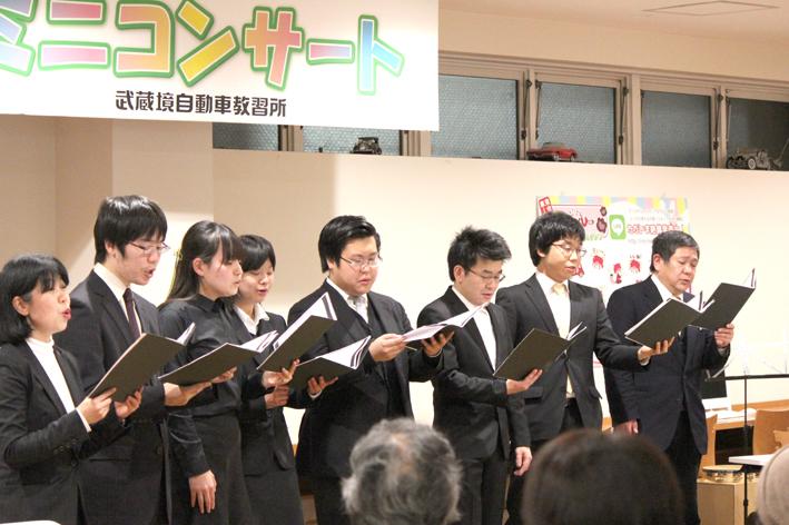 東京神学大学学生会コーラス部・ゴスペルソング同好会