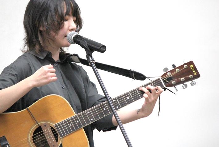都立神代高等学校アコースティックギター部の皆さん