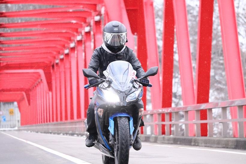 250ccのスーパースポーツタイプ